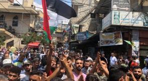 يوم غضب في مُخيّمات اللاجئين في لبنان رغم دعوات التهدئة