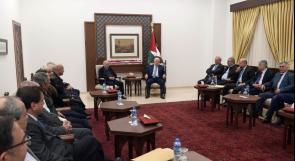الرئيس للجنة التواصل مع المجتمع الإسرائيلي: أحييكم وأقول لكم نحن معكم