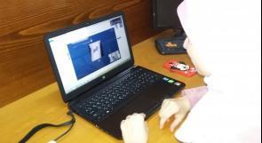 """خاص لـ""""وطن"""": بالفيديو.. غزة:""""Arabic 4 Kids"""" تطبيق لتعليم الأطفال المغتربين """"العربية"""""""