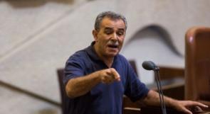 زحالقة: يجب تصعيد النضال دعماً لغزة