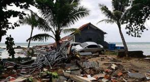 مصرع ثلاثة أشخاص في زلزال ضرب جزيرة بالي الإندونيسية