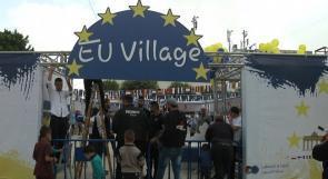 بيت لحم : الإتحاد الأوروبي يطلق فعاليات يوم أوروبا في فلسطين