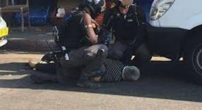 الاحتلال يعتقل 3 شبان وسيدة خلال مواجهات بالعيسوية