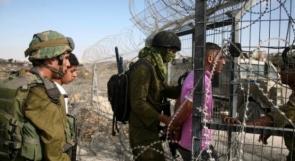 الاحتلال يعلن اعتقال 3 شبان اجتازوا السياج الفاصل للقطاع