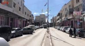 """""""مترجم"""" بعد تقرير لـ وطن.. بلدية سعير تنير شوارعها"""
