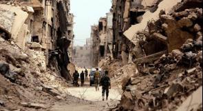 القوى الفلسطينية في دمشق تبحث مراحل إعادة إعمار مخيم اليرموك