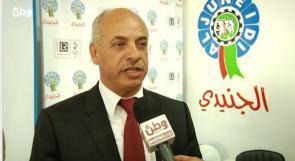 مشهور أبو خلف لـوطن: شركة الجنيدي من كبرى شركات التصنيع الغذائي ونعمل على تطوير منتجاتنا باستمرار