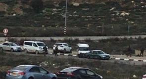 فيديو .. جيش الاحتلال يفرض إغلاقا شاملا على مدينة رام الله والبيرة