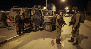 قوات الاحتلال تعيق حركة المواطنين جنوب بيت لحم