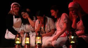 انطلاق فعاليات موسم الربيع المسرحي في البيرة