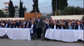 خلال عطوة وطنية في جفنا.. الجاهة لوطن: الصلح تم ويعكس صورة حضارية لفلسطين