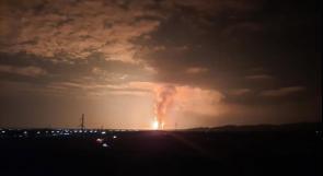 عشرات الضحايا جراء انفجار مستودع في كازاخستان يحتوي على 500 طن من المواد المتفجرة