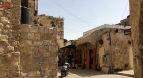 """""""السيباط"""".. السوق التاريخي لمدينة جنين يستصرخ المسؤولين لترميمه!"""