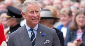 ولي العهد البريطاني الأمير تشارلز يصل بيت لحم