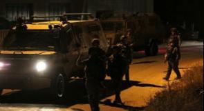 اعلام الاحتلال: اطلاق نار من سيارة مسرعة تجاه مستوطنة قرب قلقيلية