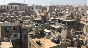 اضراب شامل يشل المخيمات الفلسطينية في لبنان