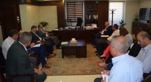 وزير الزراعة رياض العطاري: عمل المؤسسات الاهلية الزراعية يحظى بكامل دعم و تأييد الوزارة