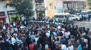 """حراك رفع العقوبات عن غزة لـوطن: مستمرون في مسيراتنا ويجب تطبيق قرارات """"الوطني"""""""