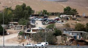 نتنياهو: إخلاء الخان الأحمر سيتم بموافقة السكان أو من دونها