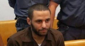"""إدارة سجن """"مجدو"""" تواصل عزل الأسير محمد يوسف الشناوي منذ عامين"""