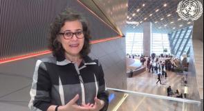 الأمم المتحدة تعيّن الأردنية ندى الناشف نائبة للمفوضة السامية لحقوق الإنسان