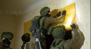 """جيش الاحتلال يوقّع على قرار هدم منزل منفذ عملية """"حجر يعبد"""""""