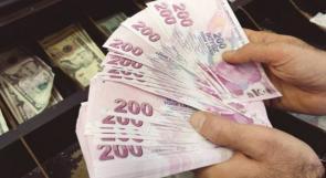 تراجع ملحوظ لليرة التركية
