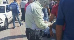 صور | مجهولون يعتدون على أمين عام المحكمة الاستشارية أحمد حنون