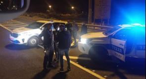 شرطة الاحتلال توقف مصلين من مدن أم الفحم وعكا متوجهين للصلاة في المسجد الأقصى