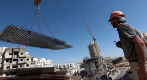 """""""الإحصاء"""": انخفاض في أسعار تكاليف البناء والطرق وشبكات المياه والمجاري الشهر الماضي"""