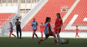 فلسطين تستضيف مباريات المجموعة الثامنة من تصفيات كأس آسيا للسيدات 2022