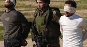 اعتقال 15 مواطنا من غزة والضفة بينهم طالبة