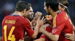 إسبانيا تفوز على كوريا ودياً