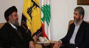 قادة حماس غادروا دمشق وأبو مرزوق في عمان بشروط