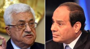 الرئيس عباس ينسق مع السيسي ويتعهد بحماية دولية للفلسطينيين