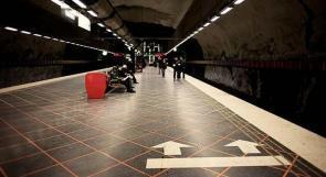 بالصور.. أجمل مترو أنفاق في العالم