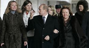 الشرطة توقف 'نجل' بوتين وتحوله لمستشفى الامراض العقلية!