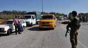 قوات الاحتلال تعتقل شابًا من يعبد على حاجز طيار