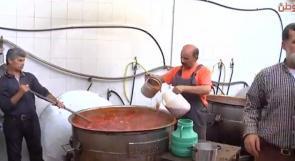 """خاص لـ """"وطن"""": بالفيديو... تكية أبو الأنبياء وجهة الفقراء في رمضان"""