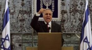الرئيس الإسرائيلي السابق  كتساف يخرج في إجازة من  السجن