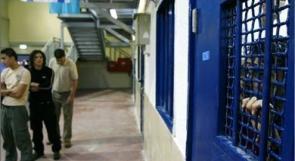 نقل 200 أسير من عسقلان إلى سجون أخرى