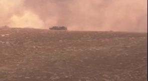 """""""معاريف"""": الجيش الإسرائيلي أجرى تمرينًا في الضفة يحاكي وقوع حرب"""