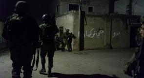 حملة دهم واعتقال واسعة في الضفة