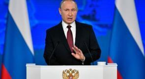 """بوتين يهدد الغرب بصواريخ قادرة على ضرب """"مراكز القرار"""""""