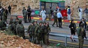 الاحتلال: يصعب مواجهة عمليات اطلاق النار في الضفة