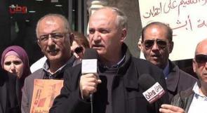 نقابة الصحفيين لوطن: نحمل إسماعيل هنية مسؤولية الانتهاكات في غزة وعلى حماس وقف عمليات القمع