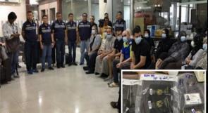 الشرطة التايلندية تعتقل 20 لاجئًا فلسطينيًا