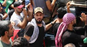 """توتر في مخيم عين الحلوة بعد مقتل """"أبو جندل"""""""