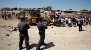 ألمانيا تناشد إسرائيل التراجع عن هدم الخان الأحمر