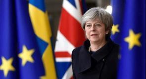 ماي تطالب بإرجاء خروج بريطانيا من الاتحاد الأوروبي
